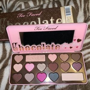 BRAND NEW TOO FACED CHOCOLATE BON BONS PALETTE